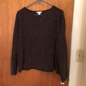 H&M Dark Purple Sweater